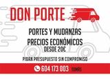 Portes Chiclana económico - foto
