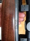 rifle de caza - foto