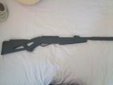 Rifle aire comprimido - foto