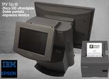 TPV IBM Epson tácil disco SSD impresora - foto