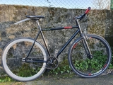 BICICLETA SINGLE SPEED - foto
