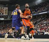 Entrada Valencia Basket - Barcelona - foto