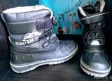 Botas de nieve talla 32-33 como nuevas - foto