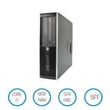 HP COMPAQ 8300 SFF | I7-3770 3,1GHZ | 8G - foto