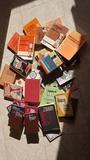 Lote de libros de electrónica antigua. - foto