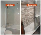 Cambio su bañera por plato de ducha - foto