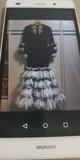 Vestido flamenca - foto
