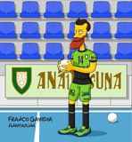 Ilustraciones estilo Simpsons - foto