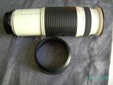 objetivo 100-400mm para nikon - foto