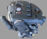 Motor volkswagen - foto