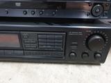 amplificador y cd - foto