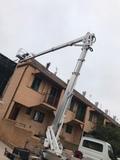 elevacion con plataforma para antenistas - foto