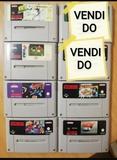 Juegos Super Nintendo - foto