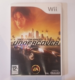 Videojuego WII Need for Speed - foto