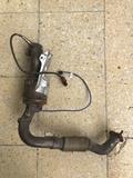 sonda lambda, catalizador. Ford - foto