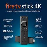 Fire TV con Voz y Certificados Oficiales - foto