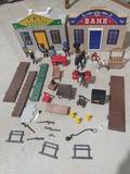 Lote de Playmobil - foto