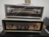 Amplificador y radio valvulas - foto