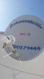 Antenas parabolicas - foto