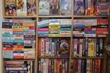 RECOJO PELíCULAS VHS, BETA, BLUERAY.