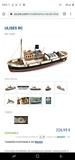 maqueta barco - foto