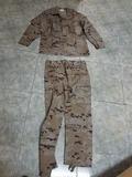 uniformes aridos ejercito español - foto