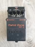 metal zone mt-2 - foto