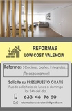 REFORMAS LOW COST VALENCIA - foto