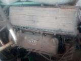 Motor de kia rio - foto