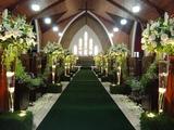 Flores de decoración para matrimonio - foto