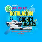 Rotulación de coches y locales - foto