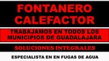 Fontanero provincia de guadalajara - foto