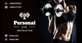 Personal trainer - Fitness instructor - foto