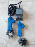 Transformador y mandos scalextric - foto