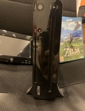 Wii U 32gb negra+5 juegos - foto