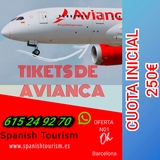 Vuelos de Iberia, Avianca, AirEuropa,... - foto