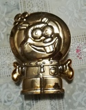 Figura arenita Bob Esponja burger king - foto