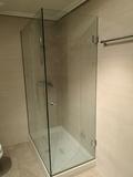 Cristalería - mamparas de baño - foto
