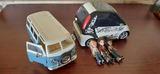 Lote coches y muñecos de Bratz - foto