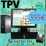 TPV DELL +pantalla táctil y programa Bar - foto