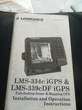 LOWRANCE GPS/SONDA - foto