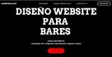 DiseÑo páginas web y websites para bares - foto