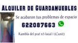 Alquiler de guardamuebles tel.622087663 - foto