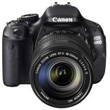 Canon EOS 600D - Reflex - Negro + Lente - foto