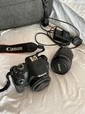Canon Eos 650d + objetivo canon 18-135 - foto