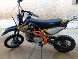 PITBIKE 155 C. C.  MONSTERPRO CR 007 - foto