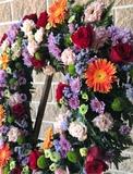 Coronas funerarias/Floristeria 24horas - foto