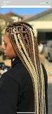 africana trenzas - foto