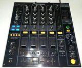 Pioneer DJM 800 + flishcake - foto