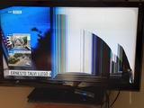 Televisor lcd.y mandos - foto